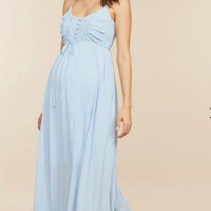 🆕 MHM | lace maxi dress
